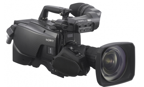 CAMERAS – BROADCAST & PRODUCTION